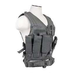 Tactical Vest - Urban Gray, M-XL