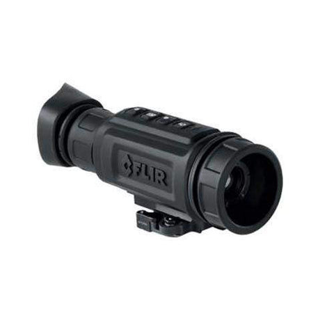 Thermal Monocular LS-X - 336x256,  19mm,  IP67 Rated , NTSC,  7.5Hz,  Waterproof, Black