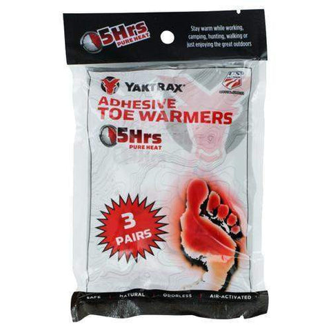 Toe Warmer, 3 Pack