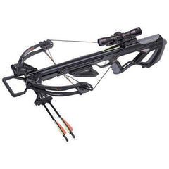 Tormentor 370 Crossbow Package - Black