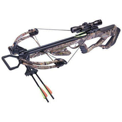 Tormentor 370 Crossbow Package - Camo