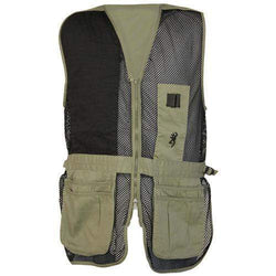 Trapper Creek Vest Sage-Black - X-Large