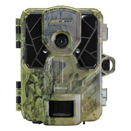 Ultra Compact Trail Camera, Camo, 11MP