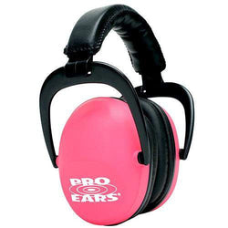 Ultra Sleek - Noise Reduction Rating 26dB, Pink