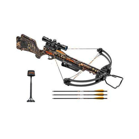 Warrior G3 Crossbow Package, Mossy Oak Break-Up Country
