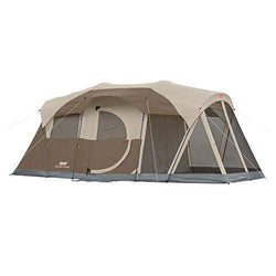 WeatherMaster 6 Person Tent with Screen Room