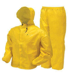 Youth Ultra-Lite Rain Suit - Yellow, Small