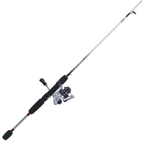 Xtralite Spinning Combo - 5.2:1 Gear Ratio, 3+1 Bearings, 5' 2pc Rod, 2-6 lb Line Rate, Ambidextrous