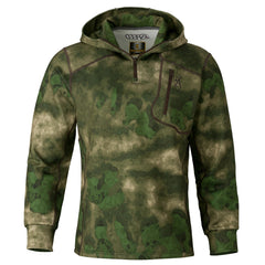 Hell's Canyon Speed Trailhead Hoodie - ATACS Foliage-Green, Medium