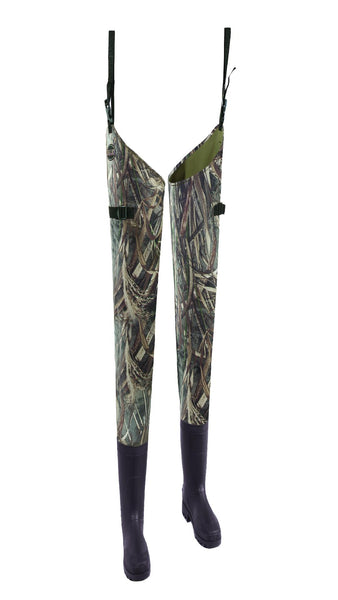 Wader - Dillon 2-Ply Hip, Size 10, Realtree Max-5