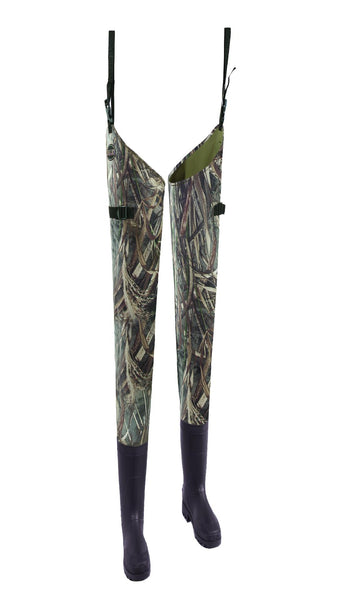 Wader - Dillon 2-Ply Hip, Size 12, Realtree Max-5