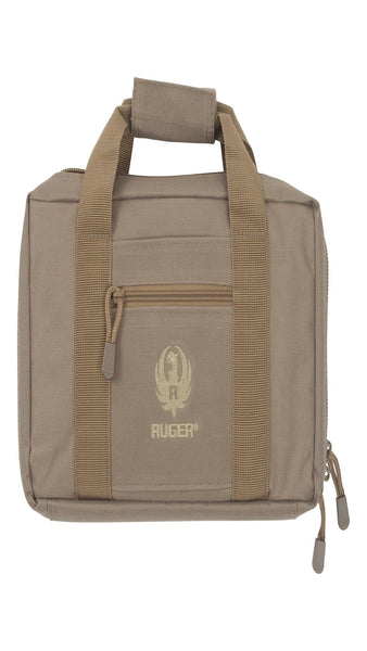 Ruger Handgun Case - Double, Tan