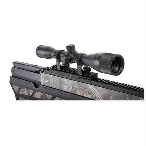 "Pioneer Airbow - 33.5"", PCP, 450FPS,  3000 PSI,  6x40MM Scope,  Black-Real Tree Xtra"