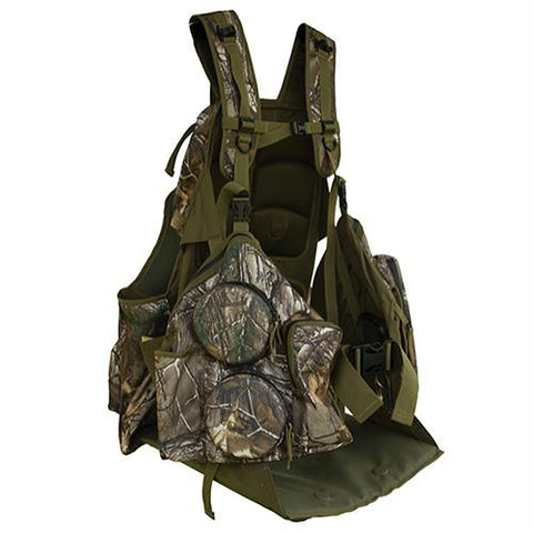 Rocker Vest - X-Large-2X-Large, Realtree Xtra Green