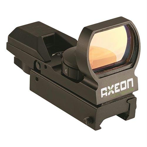 4-RS Multi Reticle Reflex Sight, Black
