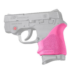 HandAll Beavertail Grip Sleeve - Smith & Wesson Bodyguard 380, Taurus TCP and Spectrum, Pink