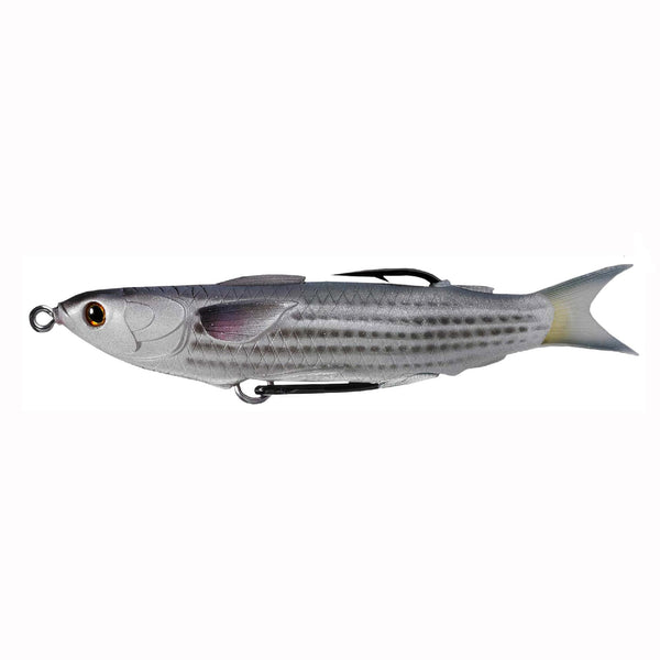 Mullet Hollow Body Lure - Saltwater, 5 3-8