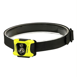Enduro Pro -  3 AAA Alkaline Batteries, Elastic Headstrap and Yellow Fascia, Boxed