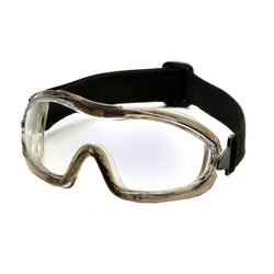 Goggles - Low Profile with Clear Anti-Fog Lens