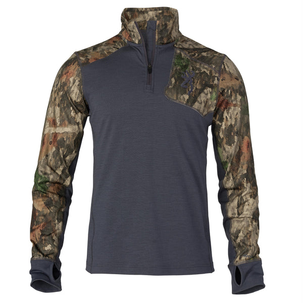 Hell's Canyon Speed MHS-FM Base Layer Shirt - Long Sleeve, ATACS Tree-Dirt Extreme, 2X-Large