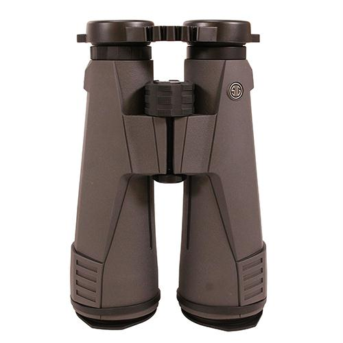 Zulu9 Binoculars - 15X56mm, HDX Lens. Close Bridge, Graphite