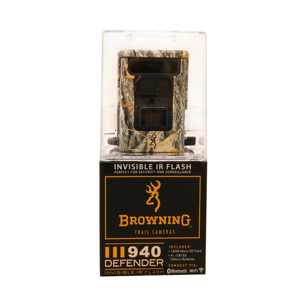 Trail Camera - Defender 940, 20MP