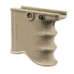 M16-M4-AR-15 Quick Release Front Grip and Magazine Holder - Flat Dark Earth