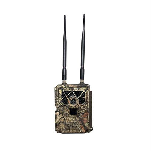 AT&T LTE Certified Code Black Wireless Trail Camera, Mossy Oak