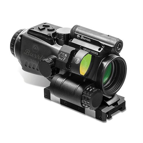 T.M.P.R.-Red Laser Sight, Matte Black