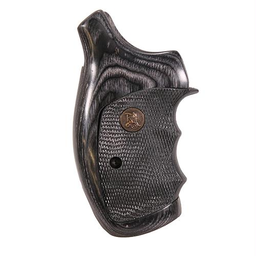 Polymer Guardian Grip - Ruger LCR, Black