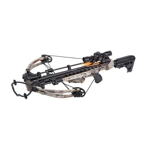 Spectre 375 Compound Crossbow Package