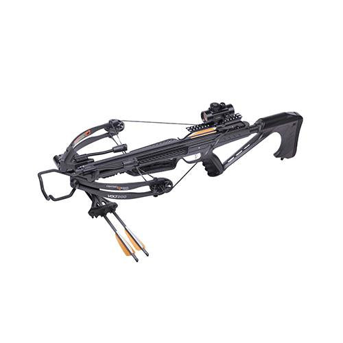 Volt 300 Low Draw Weight Compound Crossbow Package