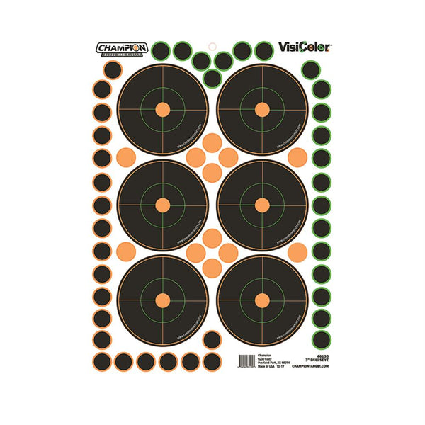 Peel and Stick Targets - 3