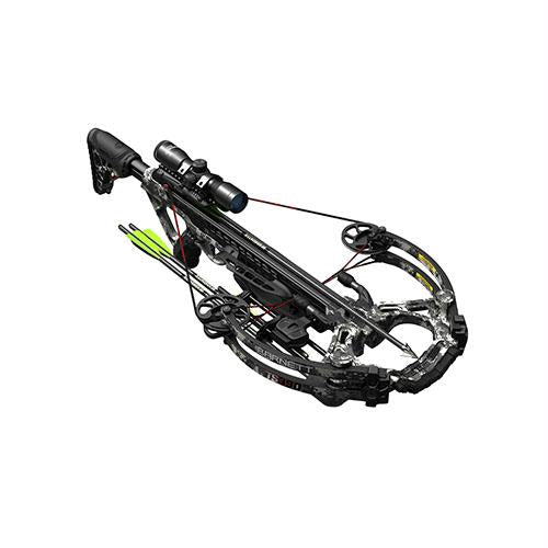 Tactical Series 390 Crossbow Package with 4x32mm Scope Gray Digital Camouflage
