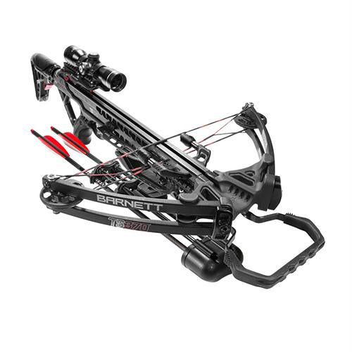 TS370 Crossbow Package with 4x32mm Scope, Black