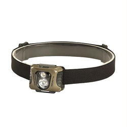 Enduro Pro Headlamp LED with 3 AAA Battery Polymer, Coyote