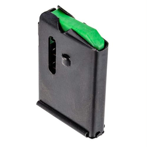 Replacement Magazine - RB22M-RB17 Model, .17 HMR-.22 Magnum, 5 Rounds, Black