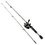 Folds of Honor Spincast Combo, 3.6:1 Gear Ratio, 6' Length 2pc, Ambidextrous