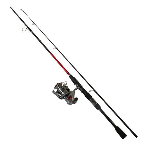 Optix Spinning Combo, 5.2:1 Gear Ratio, 6'6
