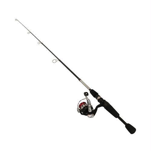 33 Micro Spinning Combo, 5' Telescopic, 4.3:1 Gear Ratio, Ambidextrous