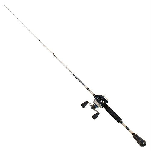 Mach Inshore Speed Spool SLP Baitcasting Combo - 7.5:1 Gear Ratio, 7 Bearings, 7' 1 Piece, Heavy Power, Left Hand