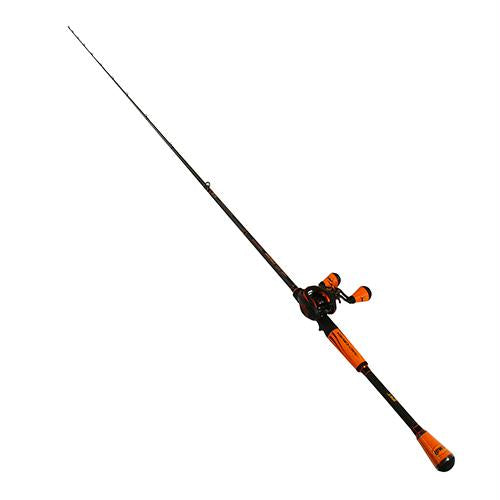 Mach Crush SLP Baitcast Combo - 7.5:1 Gear Ratio, 30