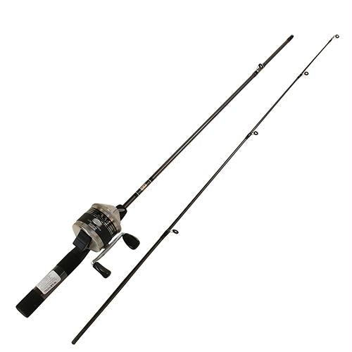 33HZDC Spincast Combo, 5.6:1 Gear Ratio, Medium-Light Action, Right Hand