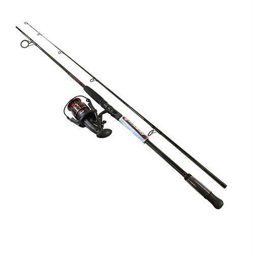 Fierce II Live Liner Combo, 5.3:1 Gear Ratio, 10' 2pc20-40 lb Line Rate, RH