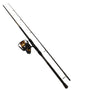 Spinfisher VI Saltwater Combo - 5.6:1 Gear Ratio, 8' Length 2pc, 12-20 lb Line Rate, Md-Hvy Power, Ambidextrous