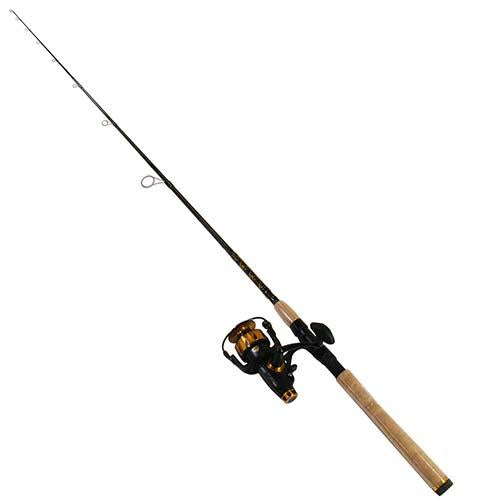 Spinfisher VI Live Liner Saltwater Combo - 4500, 6.2:1 Gear Ratio, 7' Length 1pc, 10-17 lb Line Rating, Ambidextrous