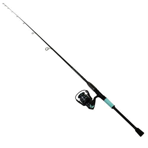Pursuit III LE Spinning Combo - 4000, 5.2:1 Gear Ratio, 7' Length 1pc, 8-15 lb Line Rating, Ambidextrous