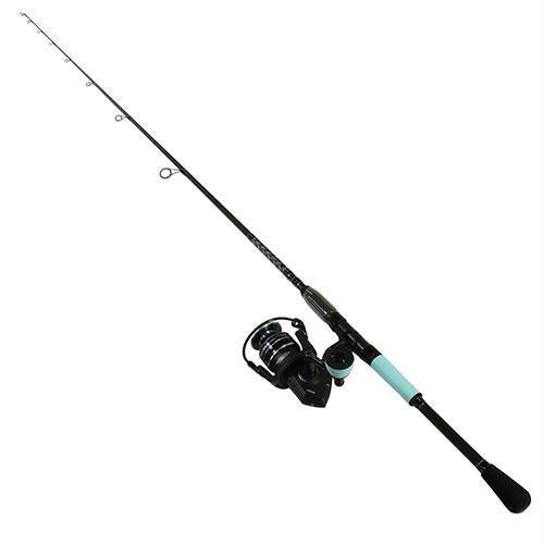 Pursuit III LE Spinning Combo - 5000, 4.6:1 Gear Ratio, 7' Length 1pc, 10-17 lb Line Rating, Ambidextrous