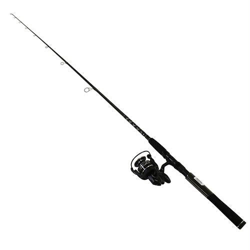 Pursuit III Saltwater Spinning Combo - 4000, 6.2:1 Gear Ratio, 7' Length 1pc, 10-17 lb Line Rating, Medium Power, RH-LH
