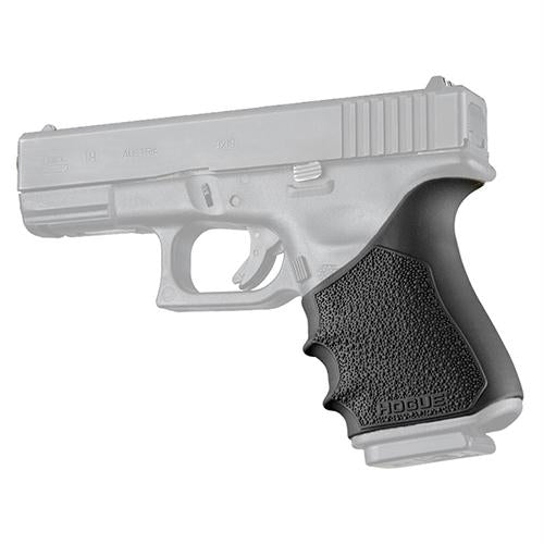 HandAll Beavertail Grip Sleeve - Glock 19 Gen 3-4, Black